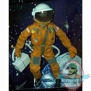 "GI Joe Shuttle Astronaut 12"" Figure Robert L. Crippen by Hasbro JC 