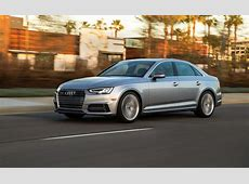 2017 Audi A4 InDepth Model Review Car and Driver