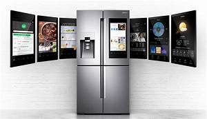 Samsung39s Smart Fridge Wants To Control Your Connected