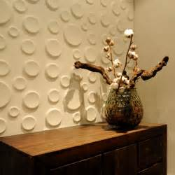 Home Interiors Wall Decor 3d Wall Coverings To Add An Dimension To Your Walls Digsdigs