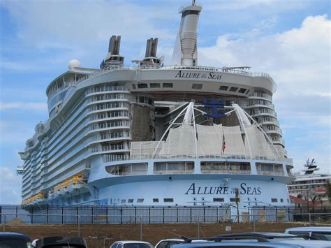 Allure Of The Seas  Cruise Law News