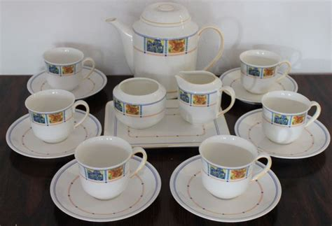 Villeroy Boch Service by Villeroy Boch Coffee Service For 6 Porcelain Catawiki