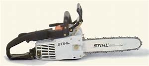 Stihl 011av Electronic Quickstop Chainsaw