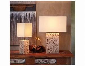 Lampe Bois Design : luminaire pas cher en bois recycle pour une d coration originale ~ Teatrodelosmanantiales.com Idées de Décoration