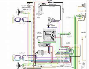 1972 Chevrolet Biscayne Schematic Wiring Diagram View A View A Zaafran It
