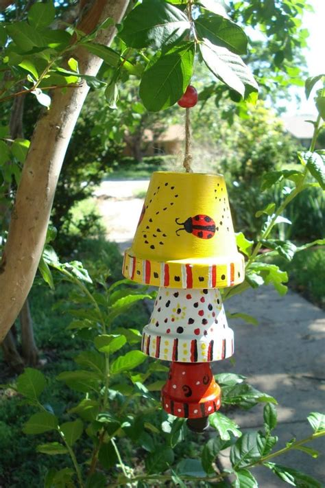 Gartendeko Aus Tontöpfen by 25 Einzigartige Gartendeko Selber Machen Ideen Auf
