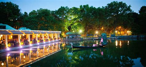 Boathouse Central Park Reservations by Only In New York 8 Wonderful Dining Experiences