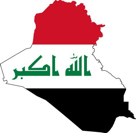 Fileflag Map Of Iraqsvg Wikimedia Commons
