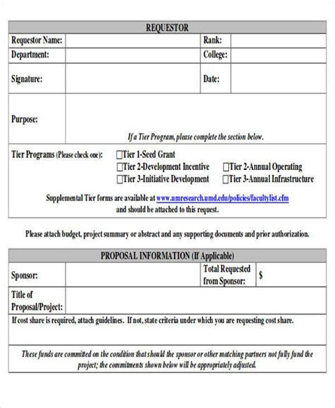 21979 sle request forms template for funding request 28 images best photos of