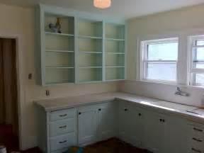 kitchen cabinet paint colors ideas aqua painted kitchen cabinets quicua