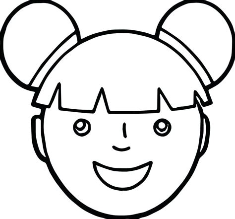dog face coloring page  getcoloringscom