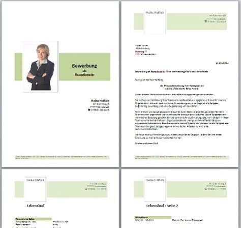 bewerbung design vorlagen chance consulting center