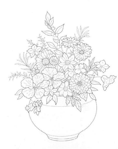pin by foster on coloring book flowers mandalas bordado colores dibujos para colorear