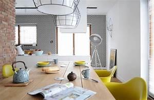 Welches öl Für Holztisch : gelbe stuhle passen zu welcher kuche ~ Sanjose-hotels-ca.com Haus und Dekorationen