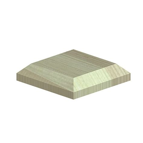 fence post toppers treated wooden fence post caps kudos fencing supplies 3725