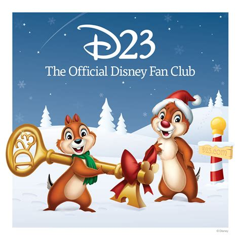 foreigner official fan club d23 membership a great gift for disney fans