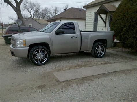 Chevrolet Cheyenne 2007 Review, Amazing Pictures And