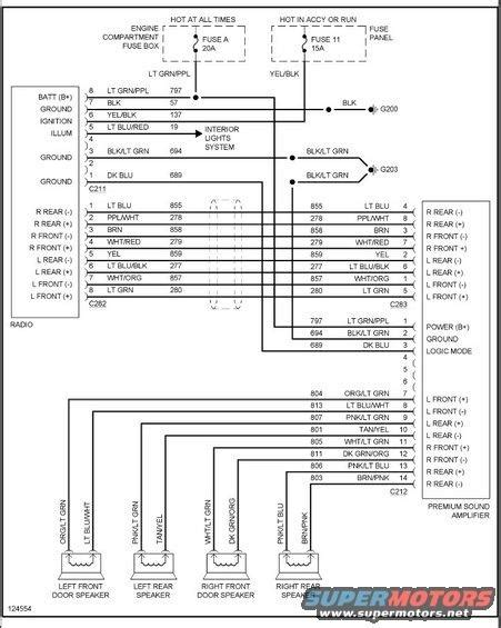 2000 Ford Contour Radio Wire Diagram by Diagram 2004 Ford Ranger Stereo Wiring Diagram
