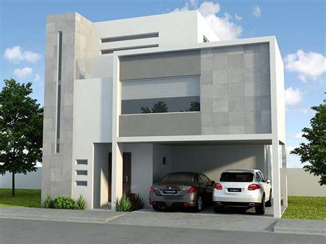 casas modernas interiores residencial 3d renders de