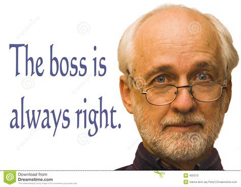 Boss Man Stock Image. Image Of Beard, Bald, Face, People