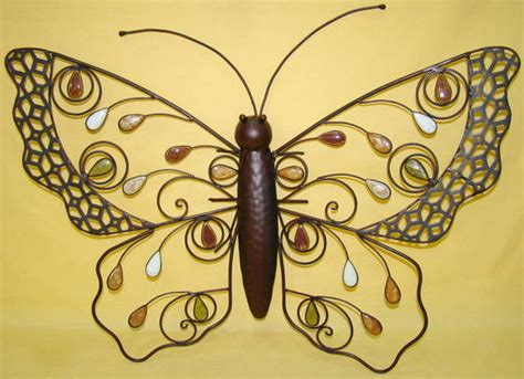 Home Interior Butterflies : Sell Metal Iron Butterfly Home Wall Decor As A Gift(id