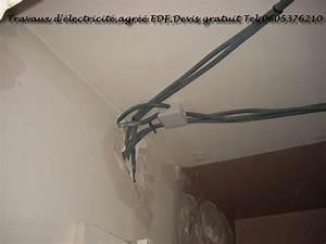 Fissure Au Plafond : fissure plafond danger excellent armoire de rangement ~ Premium-room.com Idées de Décoration