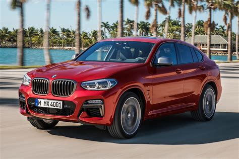 New Bmw X4 by New Bmw X4 M Sport 2018 Review Auto Express
