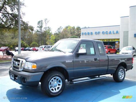 2010 shadow grey metallic ford ranger xlt supercab 27168843 gtcarlot car color
