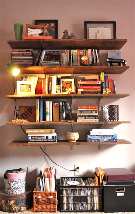 Design Your Own Bookcase by Diy Create Your Own Bookshelf