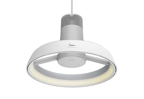 bladeless ceiling fan with light welcome to midea global 7915