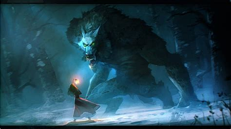 Beast Scary Wolf Wallpaper by Wolf Wallpapers Wallpaper Cave