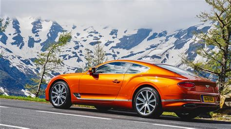 bentley continental gt   drive youtube
