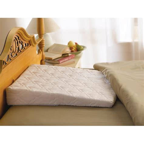 bed wedge for acid reflux bed wedge for comfortable sleep with acid reflux or