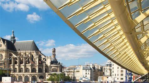 La Canopée Des Halles, Paris  Actualités Cstb