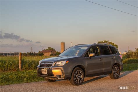 Subaru Forester Xt 2018 by 2018 Subaru Forester Xt Limited Doubleclutch Ca