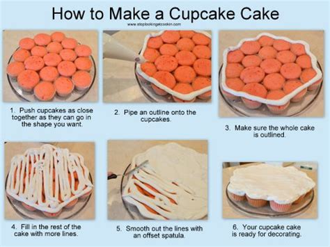 how to make a cake pics for gt how to draw a cupcake with icing