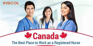 Canada – The Best Place to Work as a Registered Nurse