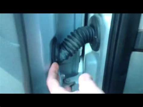 fix power window door chime power locks