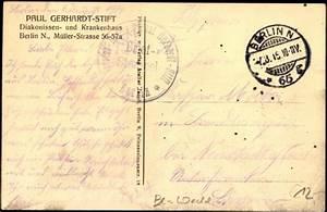 Postleitzahl Berlin Wedding : ansichtskarte postkarte berlin wedding paul gerhardt ~ Buech-reservation.com Haus und Dekorationen