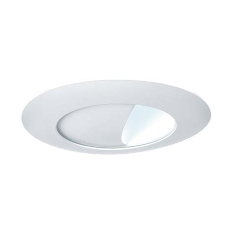 shop sea gull lighting white wall wash recessed light trim