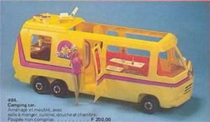 Camping Car Barbie De 1974 Nos Jours A Tiny Mini World