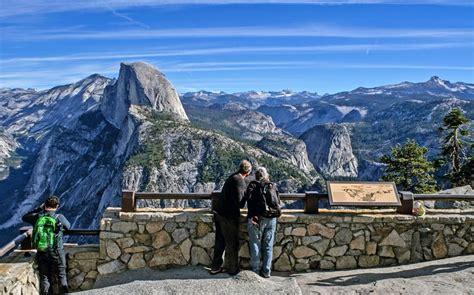 glacier point yosemite national park  national park
