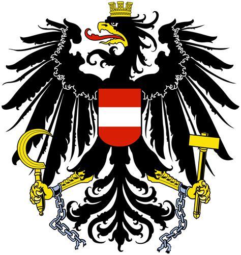 coat of arms of austria wikipedia