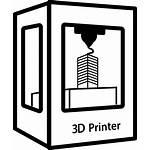 Icon Svg 3d Printer Onlinewebfonts