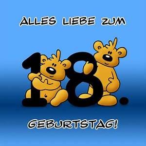 Geburtstagsbilder Zum 18 : die schnuffelb ren kostenlose gru karten zum geburtstag ~ A.2002-acura-tl-radio.info Haus und Dekorationen