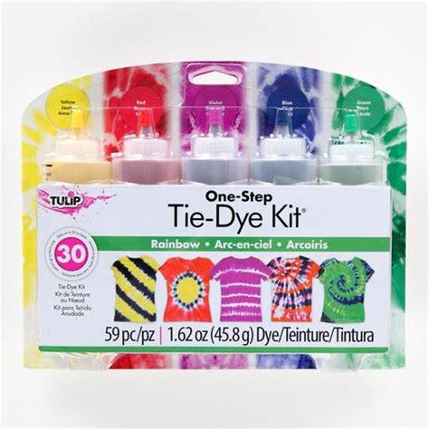 tulip  step tie dye kit  color rainbow walmartca