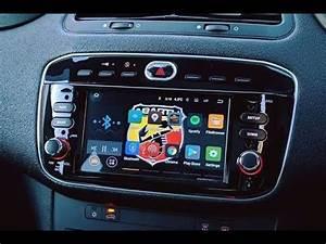 Fiat Punto Radio : android gps fiat punto linea multim dia radio youtube ~ Kayakingforconservation.com Haus und Dekorationen