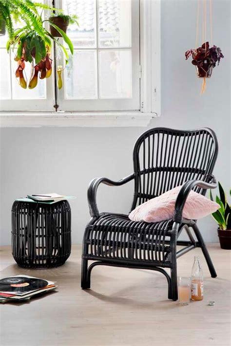 karwei zutphen karwei deze zwarte rotan stoel is een echte eyecatcher