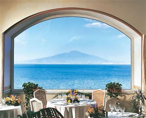 Best Restaurants Amalfi Coast by Michelin Restaurants On The Amalfi Coast Where To