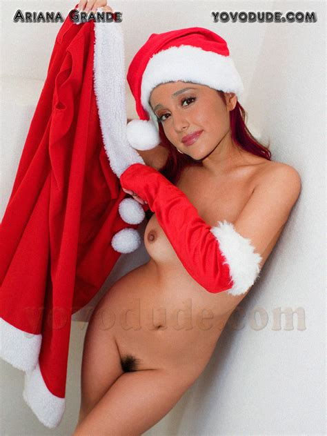 Ariana Grande Naked Pussy